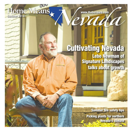 June 2014 Home Means Nevada Cover